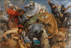 Rubens tiger